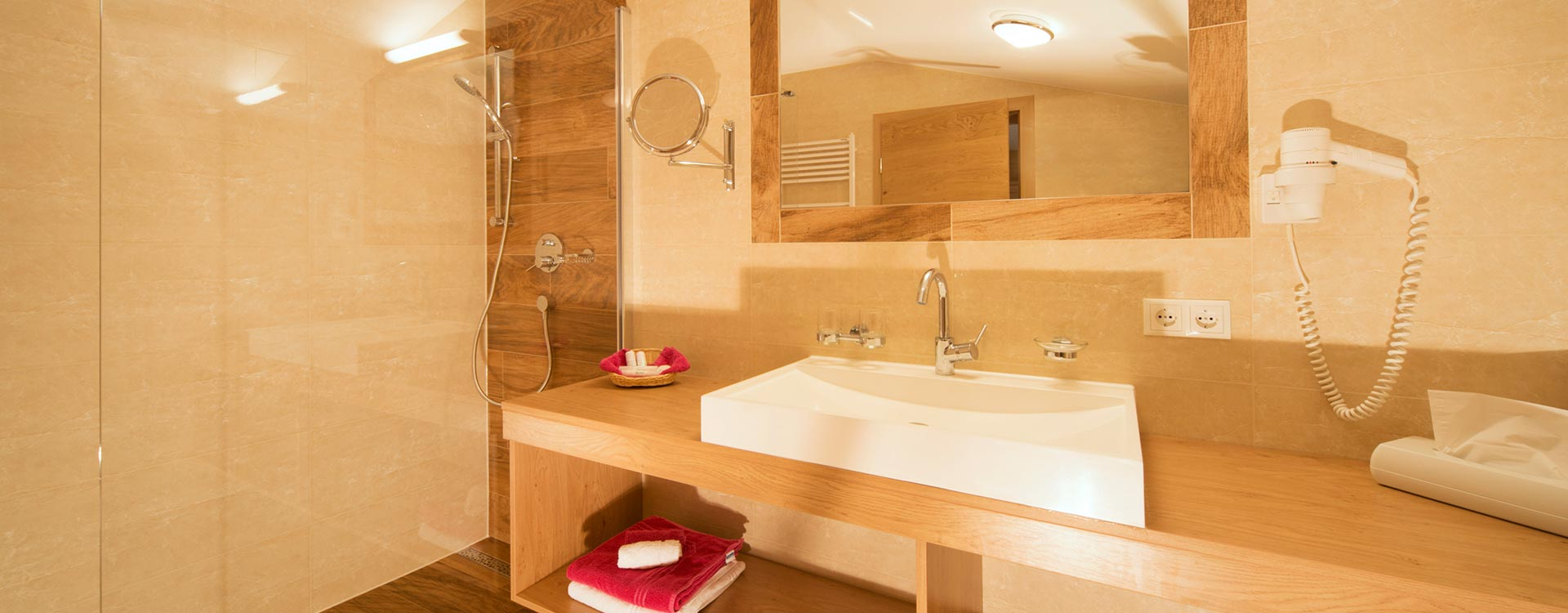 Bathroom Double Room Amethyst