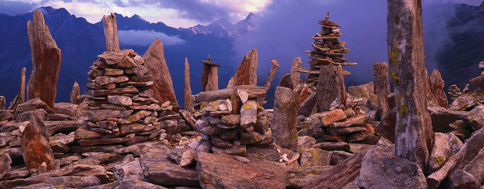 magical Experiences are awaiting you on the mountains - there you go